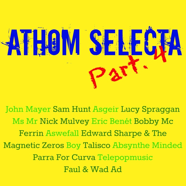 ATHOM SELECTA part 4
